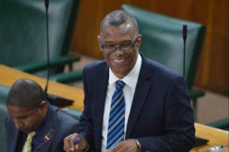 Jamaican senator Charles Sinclair