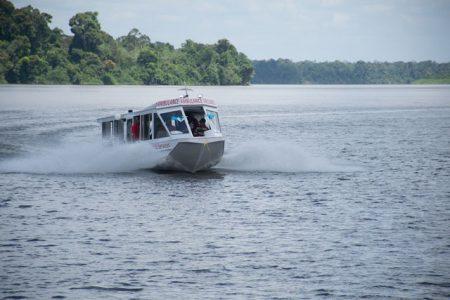 A water ambulance (DPI photo)
