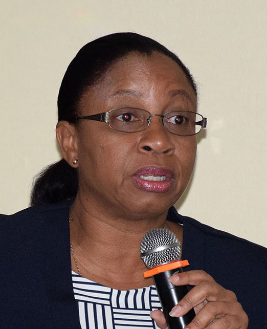 Chief Justice [ag) Roxane George