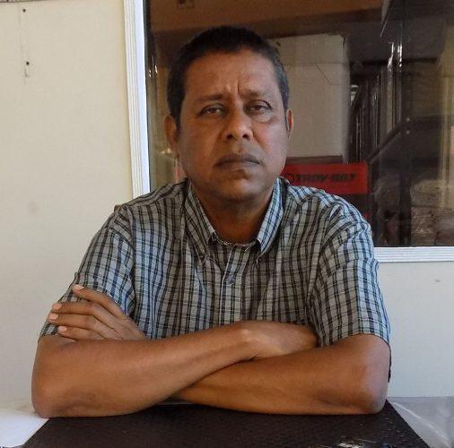 Nand Persaud & Company Ltd CEO Mahindra Persaud