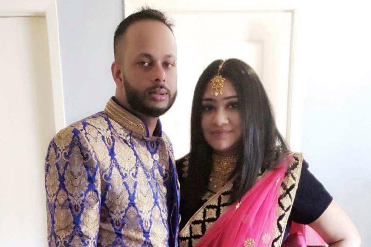 Dineshwar Budhidat and Donne Dojoy
