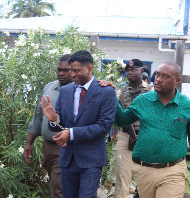 Murder case against Marcus Bisram discharged