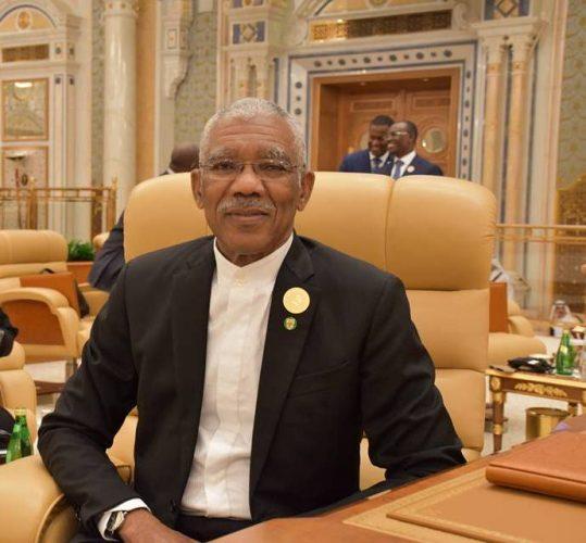 President David Arthur Granger