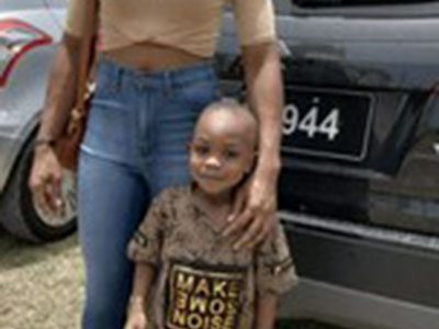 Nioca Howard and son Nico Roach died on Sunday in an apparent drowning. (GP)