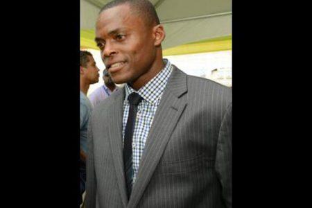 Jamaican cricketer-turned-politician Daren Powell