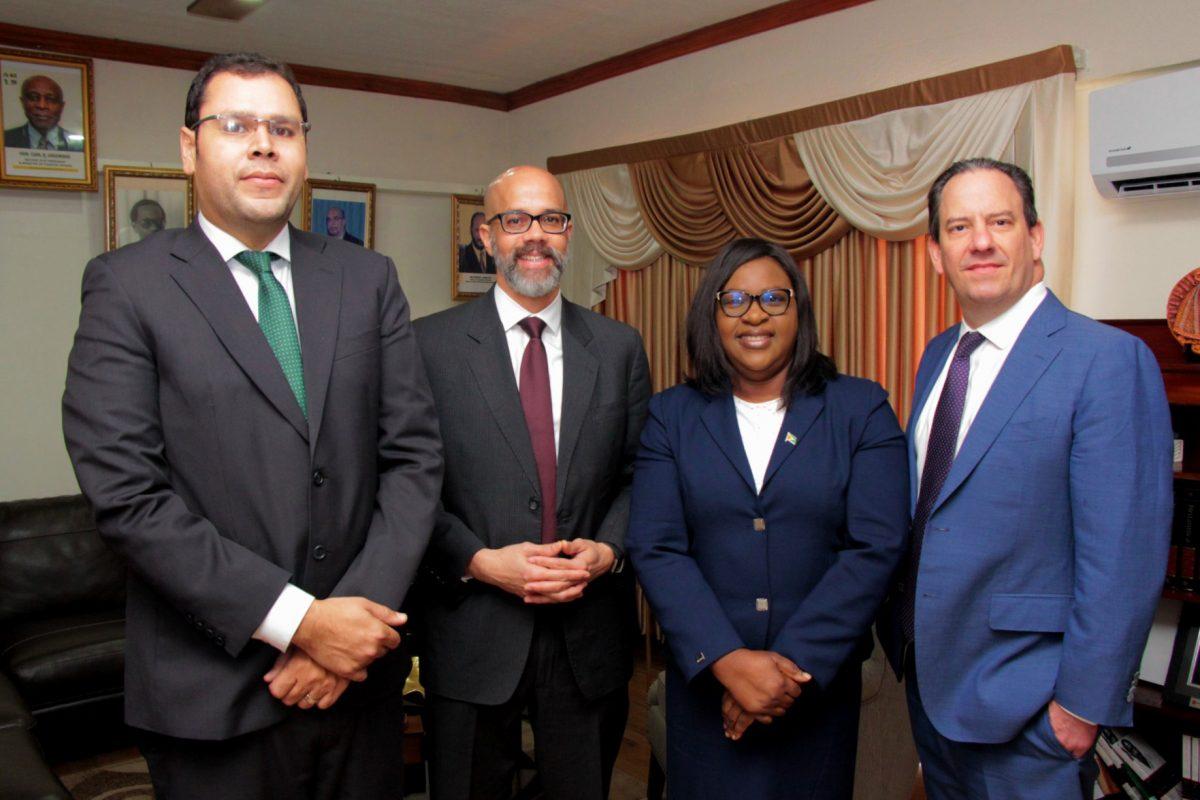 Ganga optimistic of Citibank setting up in Guyana