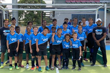 QPCC junior team will come up against locals from today.
