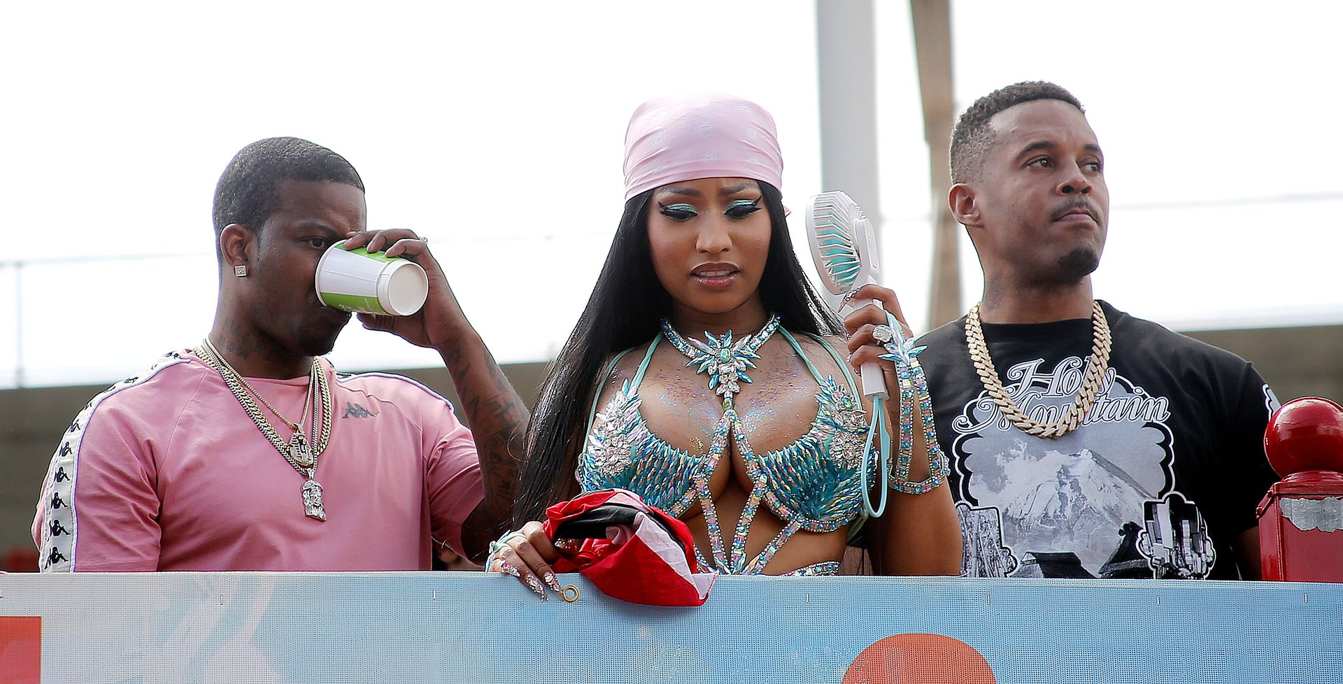 Nicki Minaj Apologises For Husband S Actions In Trinidad Stabroek News