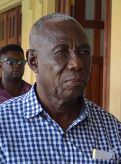 Ruling looms in contempt case against Mingo - Stabroek News