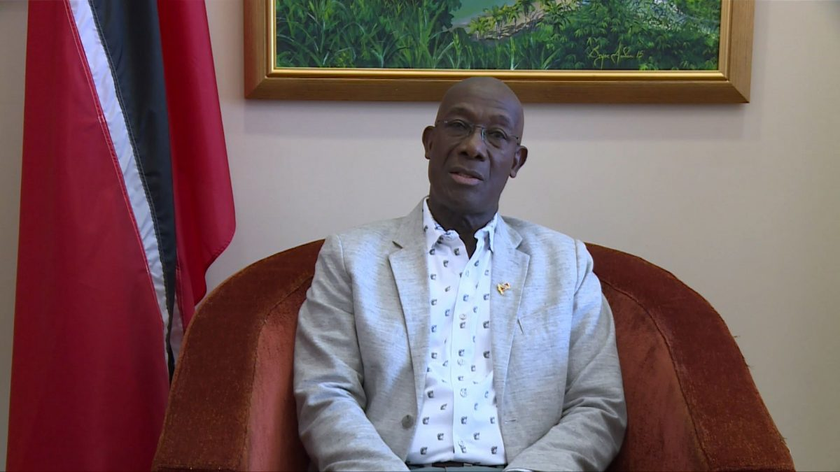Trinidad at war with COVID-19 – PM