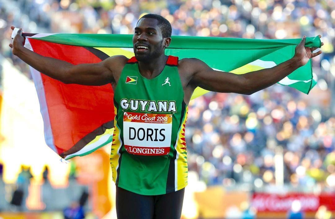 Doris looks to make hay amidst COVID-19 gloom - —remains inspired despite Olympics postponement