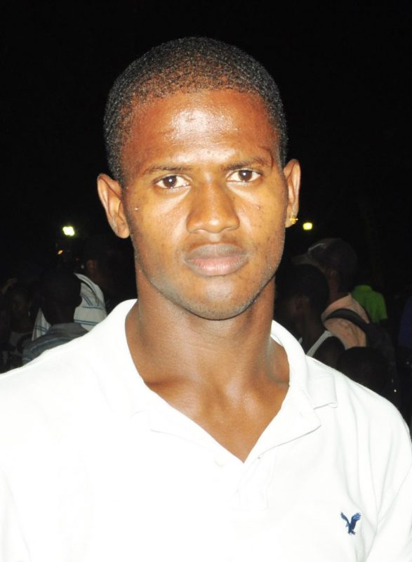 `I want to make the national team again' - —says Hubert Pedro