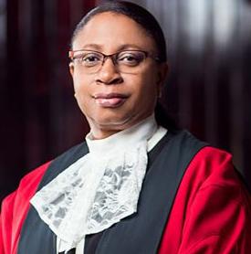 Chief Justice Roxane George-Wiltshire