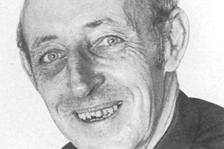 Fr Bernard Darke (Photo taken from Jesuits.org.uk)