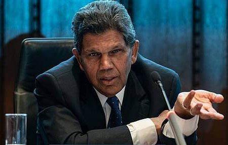 Dr Bertrand Ramcharan