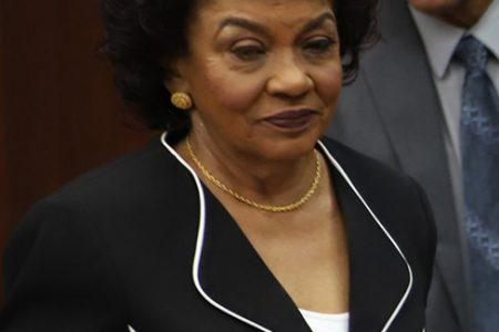 Claudette Singh, GECOM Chairperson