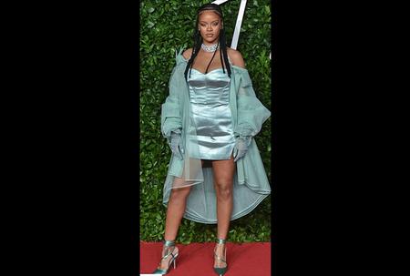 Robyn 'Rihanna' Fenty'