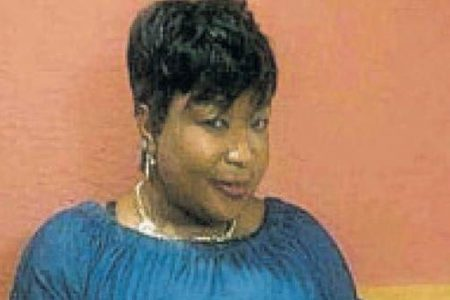 Carsha Johnson Sinclair, who was a patient at National Chest Hospital in St Andrew, died after plunging one storey through a garbage disposal chute at the facility.