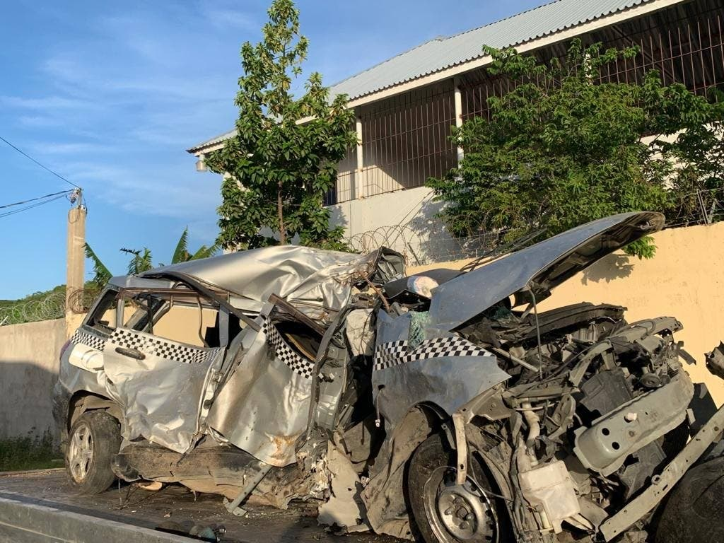 Jamaica: Parents and 2-year-old killed in crash