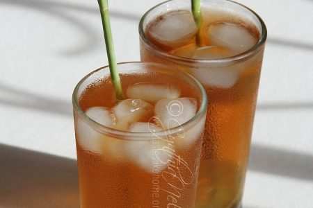 Lemongrass Iced Tea (Photo by Cynthia Nelson)