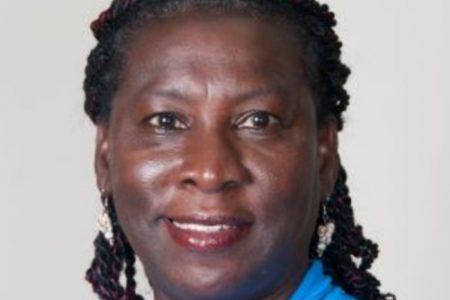 West Indies Women lead selector, Ann Brown-John.