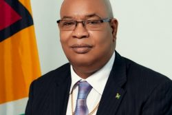 Minister of Public Works Juan Edghill