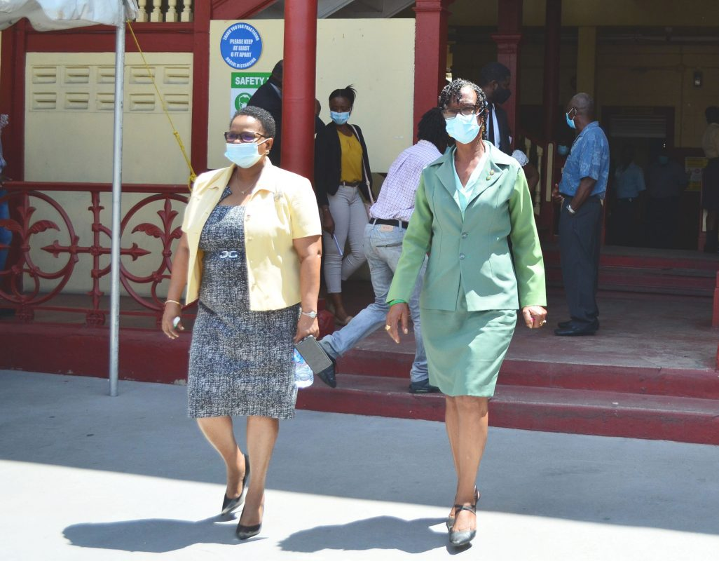 More elections charges brought against Lawrence, Mingo - -Carol Joseph facing two counts