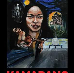 The cover of Kamarang (Illustration by Harold Bascom)