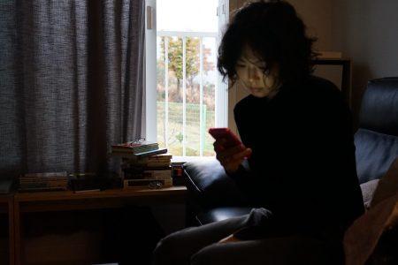 "Kim Min-hee in ""The Woman Who Ran"" (Photo courtesy of Cinema Guild)"