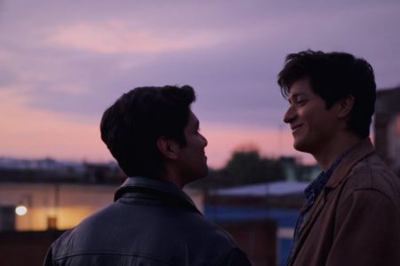 """Scene from """"I Carry You With Me"""" (Image Courtesy of Film at Lincoln Center)"""