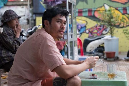 """Henry Golding plays Kit in """"Monsoon"""" (Image: Peccadillo Pictures)"""