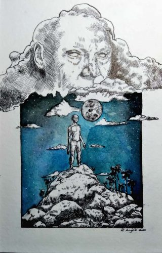 Illustration by Raimund Angelo