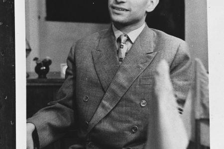 Mikhail Tal (Dutch National Archives photo)