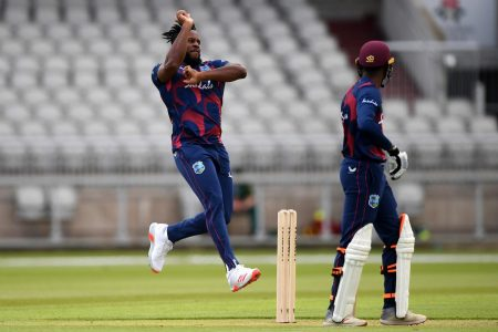 Kyle Mayers is about to realise his childhood dream of playing for the West Indies.