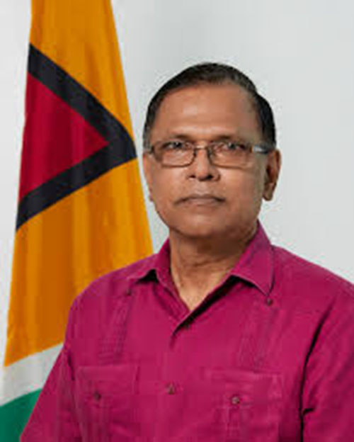 Dr Vishwa Mahadeo