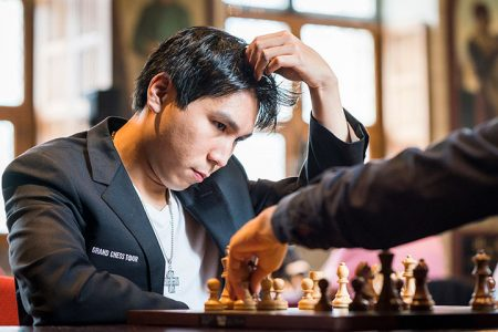 USA's Wesley So (Photo: Lennart Ootes/Grand Chess Tour)