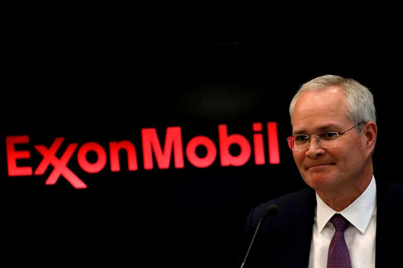 Exxon touts growing dividends, cutting spending as climate challenges loom for Big Oil