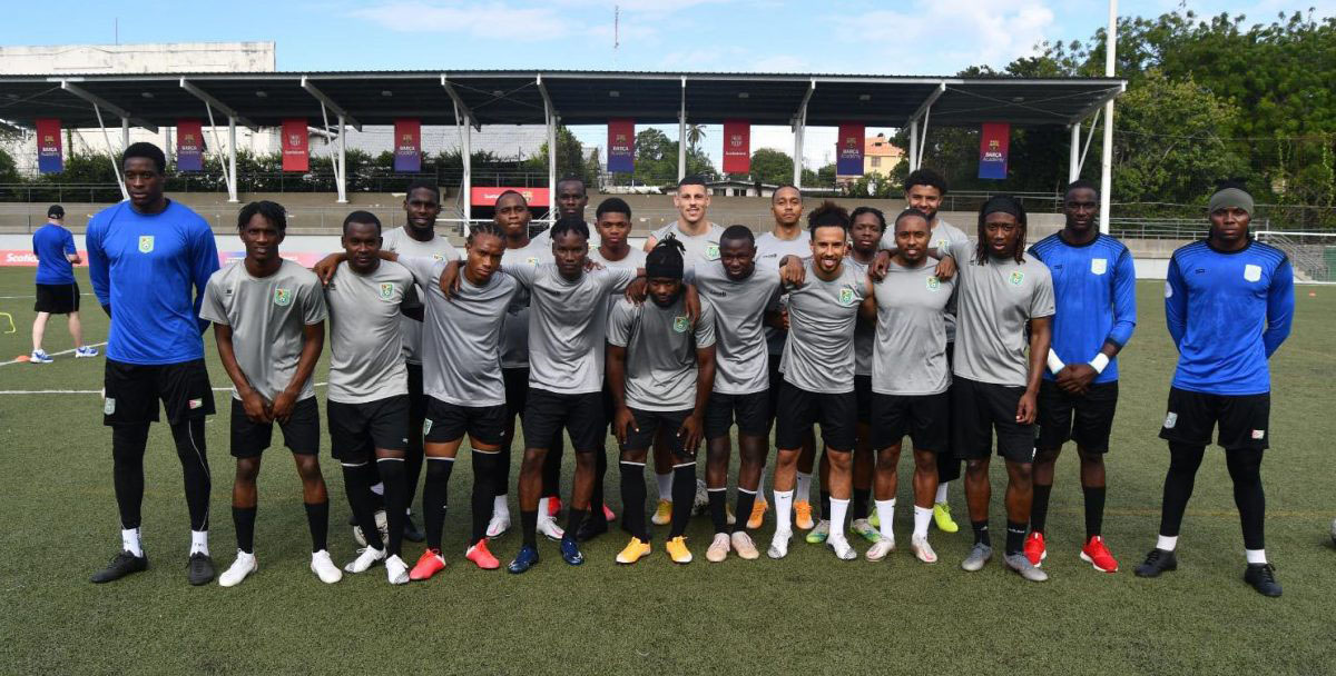 GFF is awaiting Task Force approval for a Puerto Rican qualifier