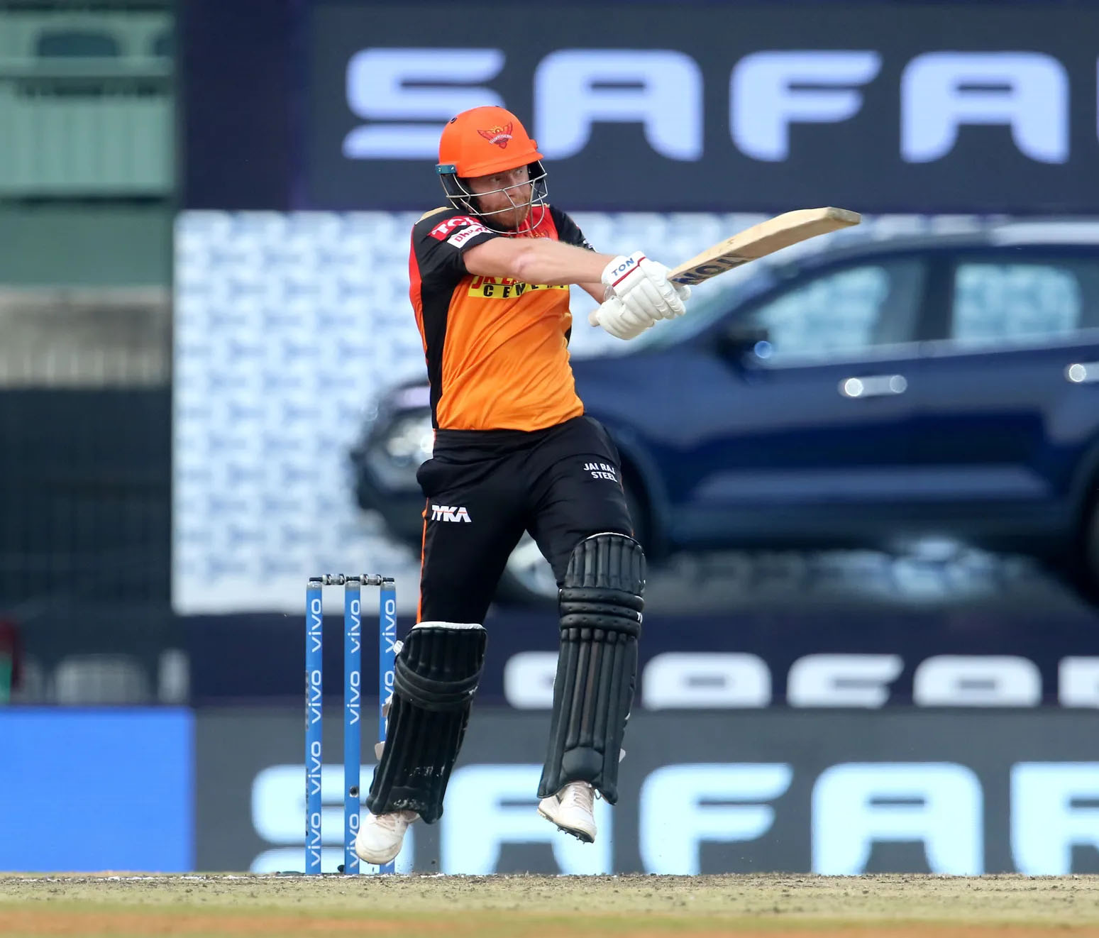 SRH gets the first victory at the expense of Punjab Kings