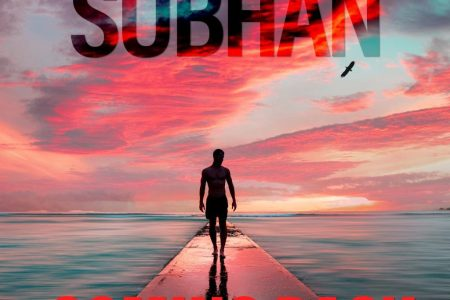 The front cover of Neaz Subhan's Coming Back: An Escape From Suicide