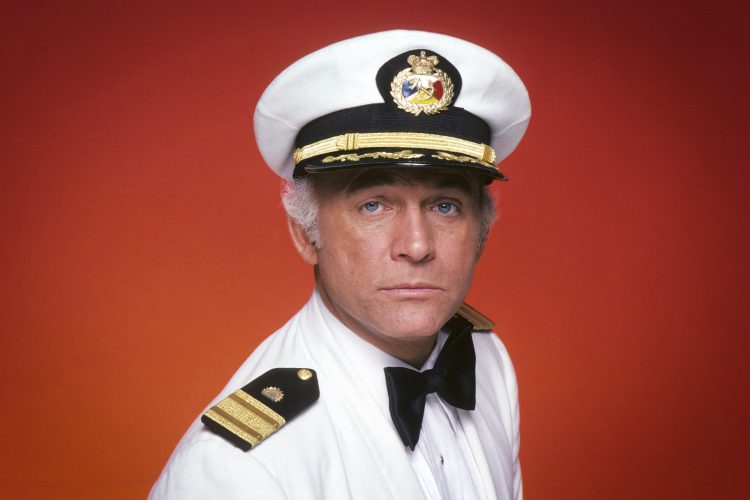 Gavin Macleod ABC Photo Archives Credit:Walt Disney Television via Getty Images