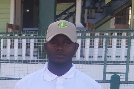 Ronaldo Scouten stroked a fine half century to see Queenstown into the final of the Central Essequibo Cricket Committee U19 tournament.