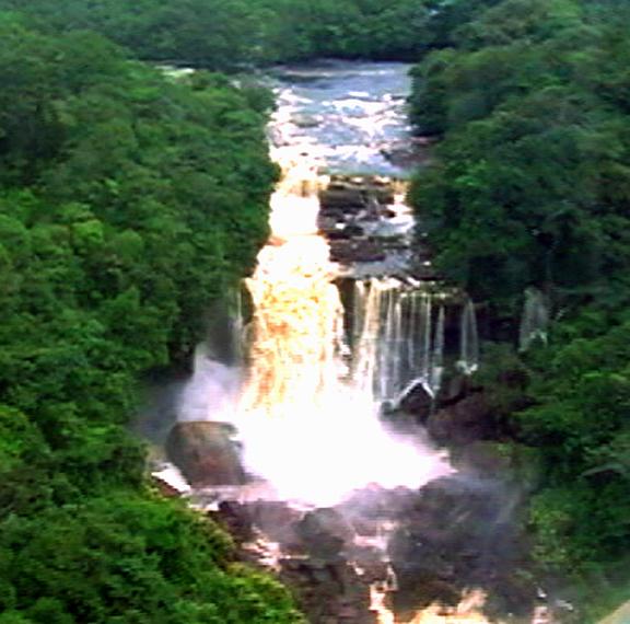 The Amaila Falls