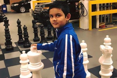 Abhimanyu Mishra, 12, is now the youngest chess grandmaster in the world