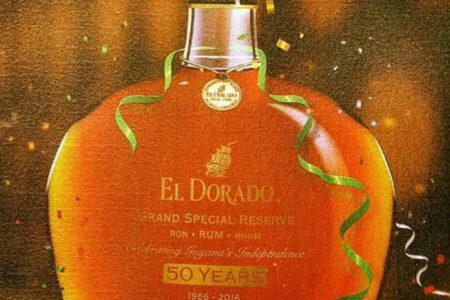 DDL's 'top shelf' Grand Special Reserve 50 year old 50th Independence Anniversary creation