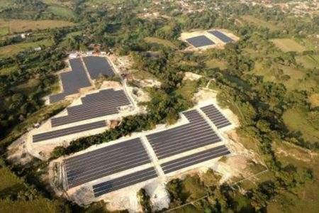 MPC Capital's San Isidro Solar Park energy project in El Salvador, which was funded in the amount of US$7.8 million by Caribbean Clean Energy Fund and completed in December 2020