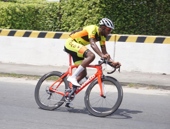 Star wheelsman, Jamual John will be the marked man in the peloton as he looks to achieve an unprecedented trio of wins in each county back-to-back-to-back.