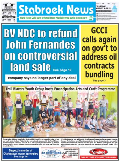 Stabroek News, Author at Stabroek News - Page 925 of 2203
